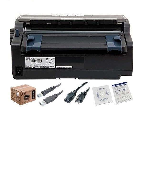 Impresora Epson Lx 350 Matriz De Punto La Tienda Colombia